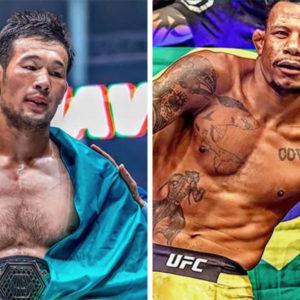 Видео боя Алекс Оливейра — Шавкат Рахмонов UFC 254