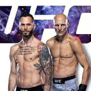 Видео боя Али Алькаиси — Тони Келли UFC Fight Night 179