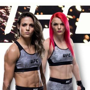 Видео боя Джиллиан Робертсон – Поляна Ботельо UFC Fight Night 180
