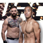 Видео боя Джун Ен Пак – Джон Филлипс UFC Fight Night 180