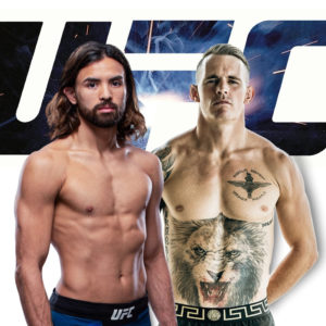 Видео боя Кэмерон Элс — Кайлер Филлипс UFC on ESPN 16