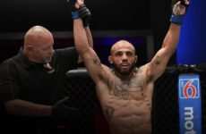 Видео боя Майлз Джонс — Кевин Нативидад UFC on ESPN+ 39