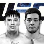 Видео боя Нассурдин Имавов — Джордан Уилльямс UFC on ESPN 16