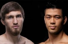 Видео боя Саид Нурмагомедов – Марк Стригл UFC Fight Night 180