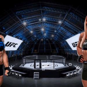 Видео боя Холли Холм — Ирен Алдана UFC on ESPN 16
