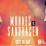 Прямой эфир UFC on ESPN+ 37: Марлон Мораес — Кори Сандхаген. Смотреть онлайн