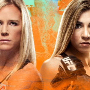Прямая трансляция UFC on ESPN 16: Холли Холм — Ирен Алдана