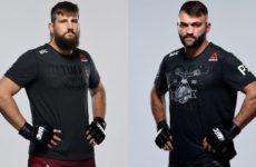 Видео боя Андрей Орловский — Таннер Босер UFC Fight Night 182