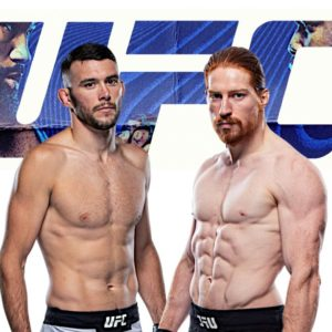 Видео боя Билл Алджео — Спайк Карлайл UFC on ESPN 18