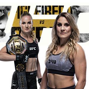 Видео боя Валентина Шевченко — Дженнифер Майя UFC 255