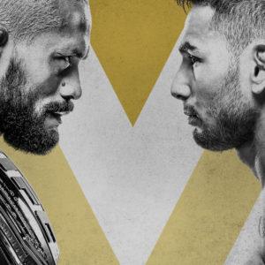 Видео боя Дейвисон Фигейреду — Алекс Перес UFC 255