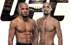 Видео боя Джеральдо де Фрейтас — Тони Гравели UFC Fight Night 182