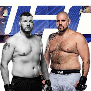 Видео боя Джош Парисян — Паркер Портер UFC on ESPN 18