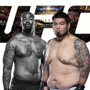 Видео боя Дон`Тэйл Майес — Роке Мартинес UFC Fight Night 182