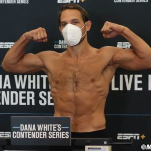 Видео боя Кайл Докос — Дастин Столцфус UFC 255