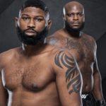 Видео боя Кертис Блэйдс — Деррик Льюис UFC on ESPN 18