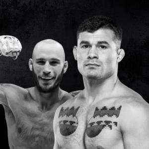 Видео боя Луис Коске — Саша Палатников UFC 255