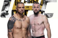 Видео боя Николас Далби — Даниэль Родригес UFC 255