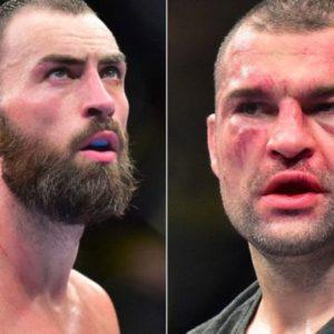 Видео боя Пол Крэйг — Маурисио Руа UFC 255