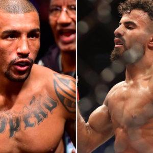 Видео боя Раони Барселос — Халид Таха UFC Fight Night 182