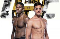 Видео боя Хоакин Бакли — Джордан Райт UFC 255