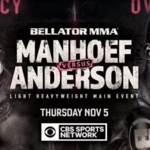 Прямая трансляция Bellator 251: Кори Андерсон — Мелвин Манхуф
