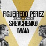 Прямая трансляция UFC 255: Дейвисон Фигейреду - Алекс Перес, Валентина Шевченко - Дженнифер Майя