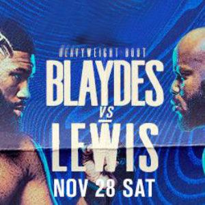 Прямой эфир UFC on ESPN 18: Кертис Блэйдс — Деррик Льюис. Смотреть онлайн