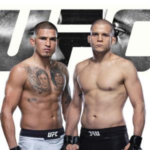 Видео боя Алекс Мороно — Энтони Петтис UFC Fight Night 183