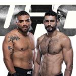 Видео боя Антонио Арройо — Дерон Винн UFC Fight Night 183
