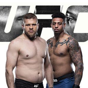 Видео боя Грег Харди — Марчин Тыбура UFC Fight Night 183