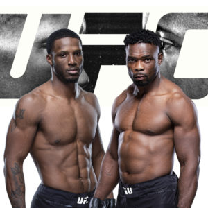 Видео боя Далча Лунгиамбула — Карл Роберсон UFC Fight Night 183