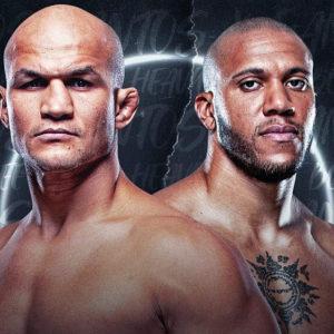 Видео боя Джуниор Дос Сантос — Сирил Гэйн UFC 256