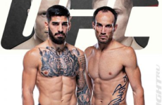 Видео боя Дэймон Джексон — Илия Топурия UFC on ESPN 19