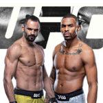 Видео боя Мичел Перейра — Кэос Уильямс UFC Fight Night 183