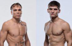 Видео боя Мовсар Евлоев — Нейт Ландвер UFC on ESPN 19