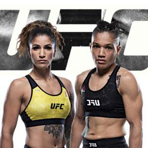 Видео боя Сиджара Юбэнкс — Пэнни Кианзад UFC Fight Night 183