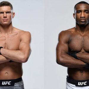 Видео боя Стивен Томпсон — Джефф Нил UFC Fight Night 183