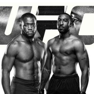 Видео боя Тафон Нчукви — Джейми Пикетт UFC Fight Night 183