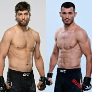 Видео боя Андре Санчес — Махмуд Мурадов UFC 257