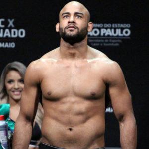 Видео боя Варлей Алвес — Мунир Лаззез UFC on ESPN 20