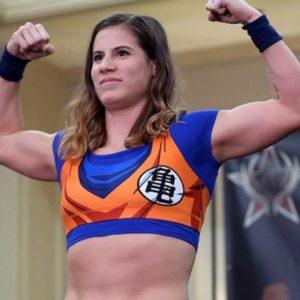 Видео боя Виктория Леонардо — Манон Фиоро UFC on ESPN 20