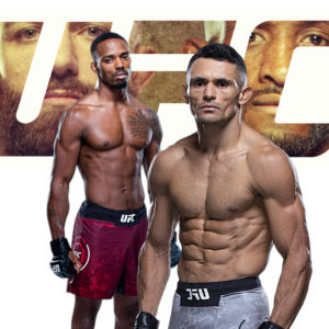 Видео боя Лерон Мёрфи — Дуглас Силва де Андраде UFC on ESPN 20