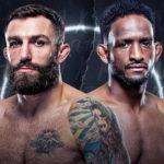 Видео боя Майкл Кьеса — Нил Магни UFC on ESPN 20