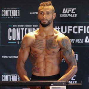 Видео боя Майк Дэвис — Мейсон Джонс UFC on ESPN 20