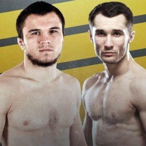 Видео боя Сергей Морозов — Умар Нурмагомедов UFC on ESPN 20