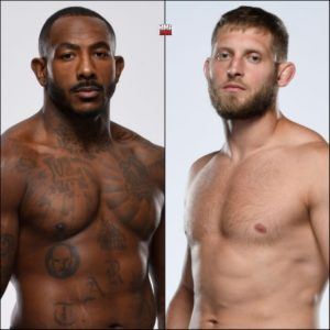 Видео боя Халил Раунтри — Марчин Прахнио UFC 257