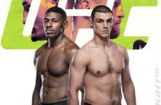 Видео боя Хоакин Бакли — Алессио Ди Чирико UFC on ABC 1