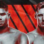 Видео боя Александр Волков — Алистар Оверим UFC Fight Night 184