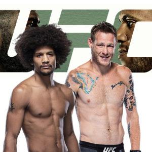 Видео боя Алекс Касерес — Кевин Крум UFC Fight Night 186